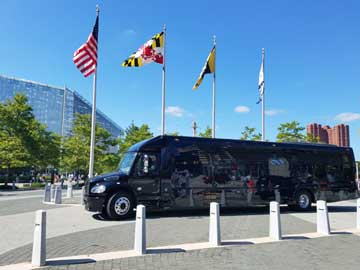 Freedom Excursions Bus